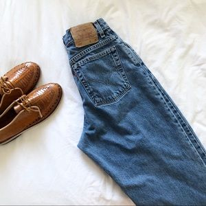 Levi's 550 Denim Jeans Mom Jeans